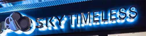 SKY TIMELESS Sapporoの内装画像1